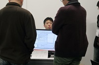 Yuho Kameda demonstrating ZAP